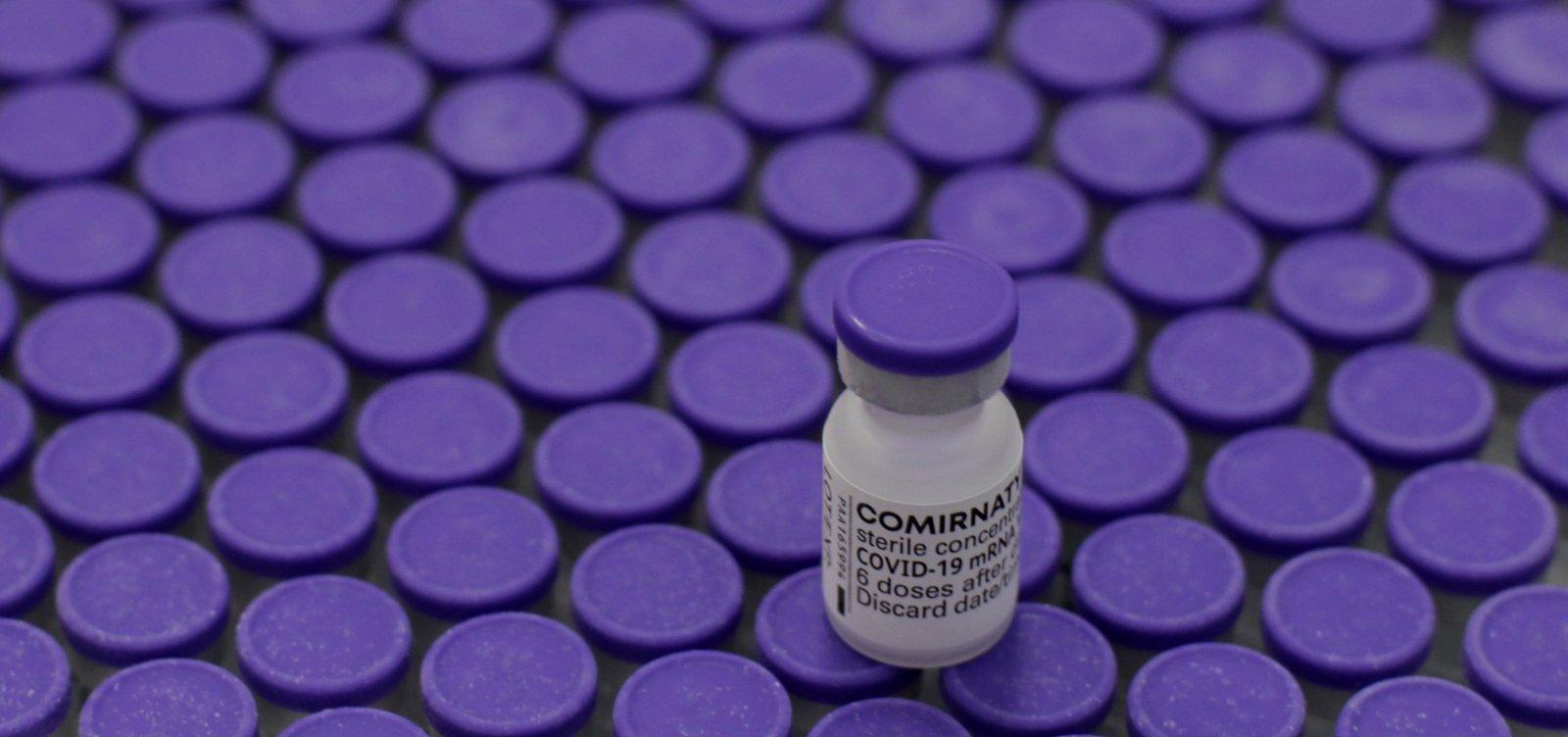 Bahia deve receber mais de 600 mil doses de vacinas contra Covid-19 até quarta-feira