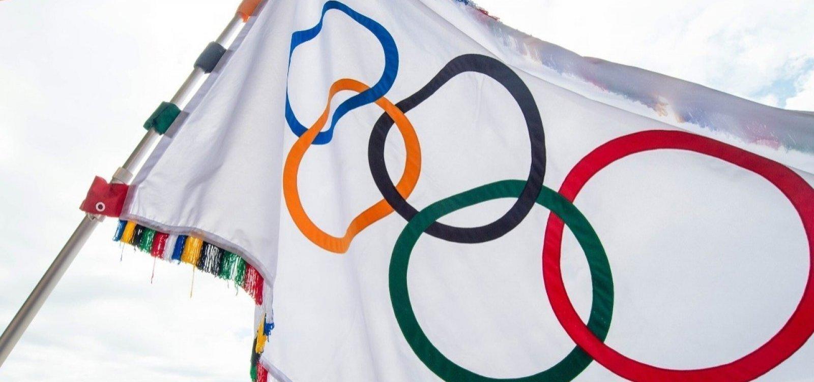 Olimpíadas registram cerca de 80 casos positivos de coronavírus