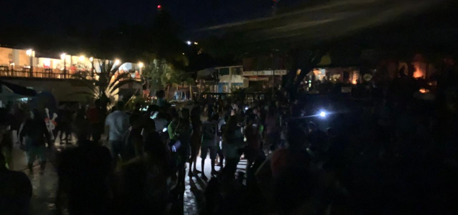 Depois de 48h, energia elétrica é reestabelecida na região de Morro de São Paulo