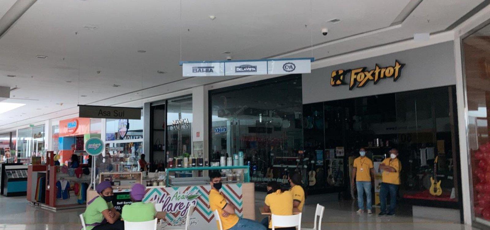 """Moradores relatam estrondo após queda de energia no Shopping Bela Vista: """"Explosão"""""""