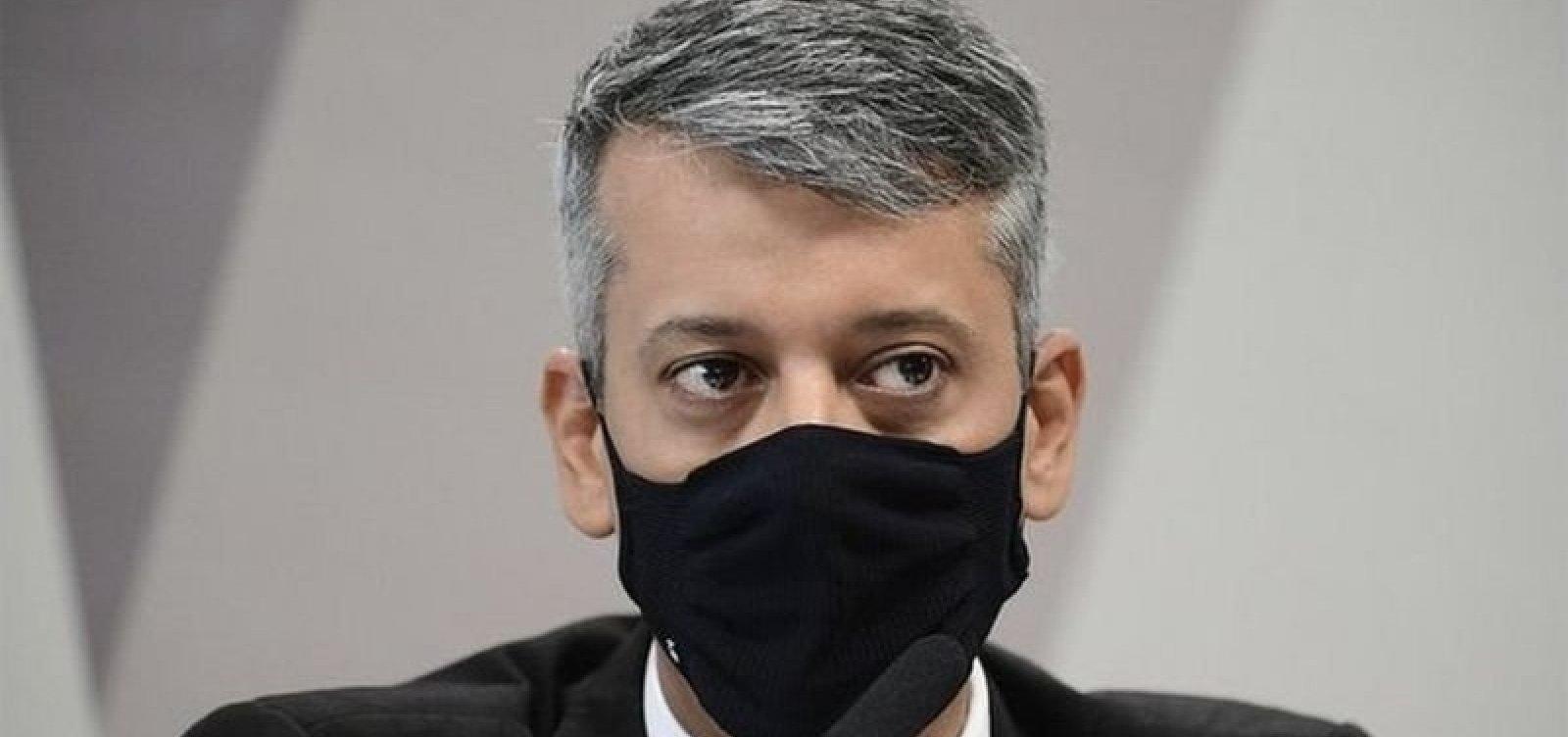 Procuradoria abre inquérito civil para investigar suspeita de pedido de propina em vacinas por Roberto Dias