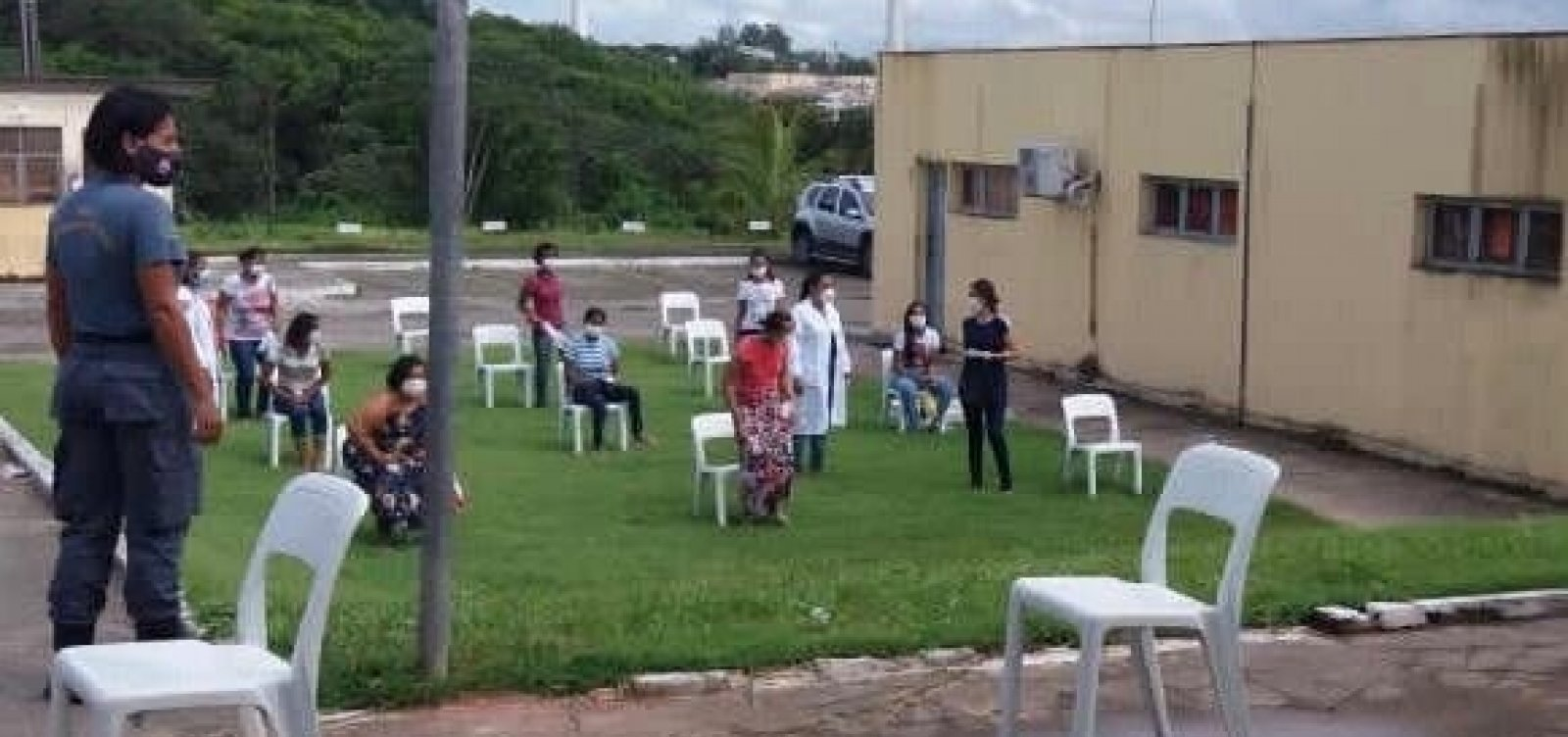 Visitas sociais às unidades prisionais da Bahia serão retomadas no início de agosto