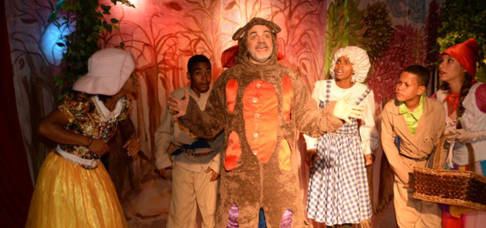 Com fim de contrato no Rio Vermelho, teatro infantil faz 'vaquinha' para conseguir novo imóvel