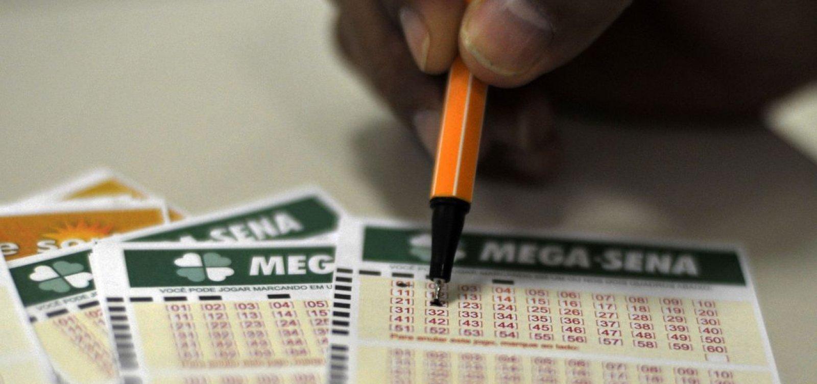 Mega-Sena: sem ganhadores, prêmio acumula em R$ 12 milhões