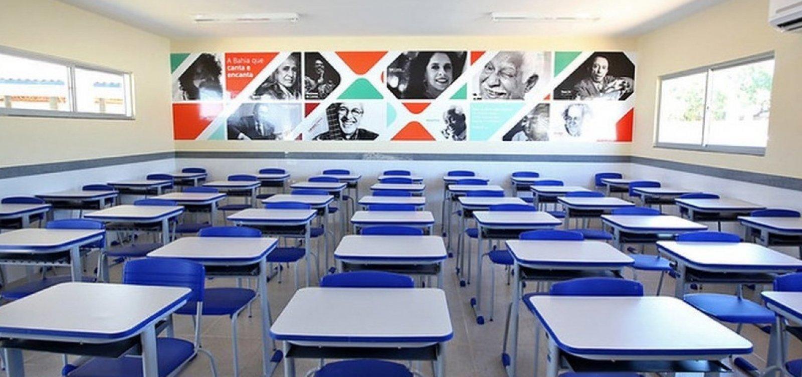 APLB contabiliza baixa adesão e parabeniza pais por não mandarem filhos no primeiro dia de aula presencial