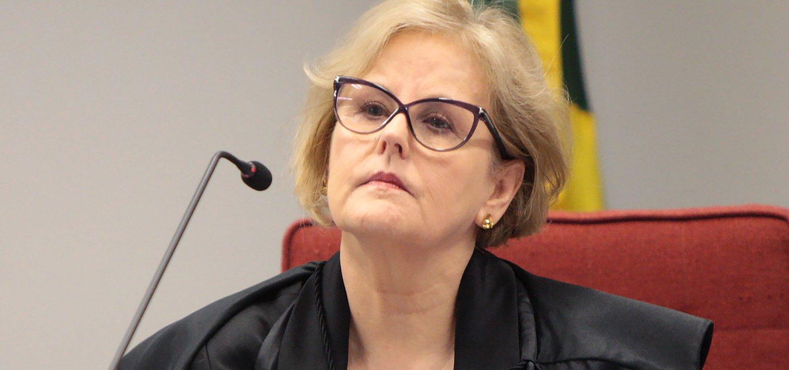 Rosa Weber estabelece 10 dias para que Congresso preste informações sobre fundo eleitoral