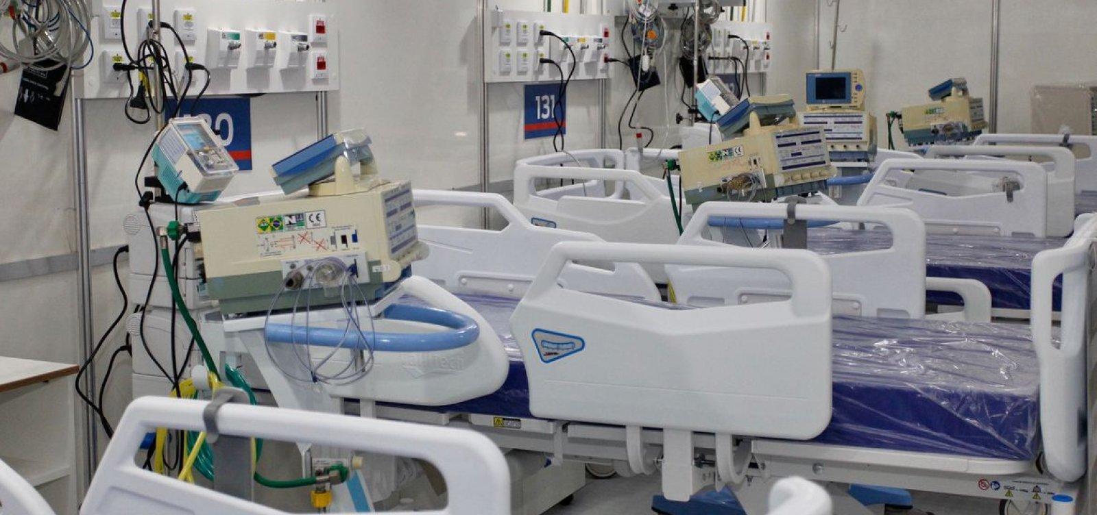 Bahia registra menor número de mortes por Covid desde maio de 2020