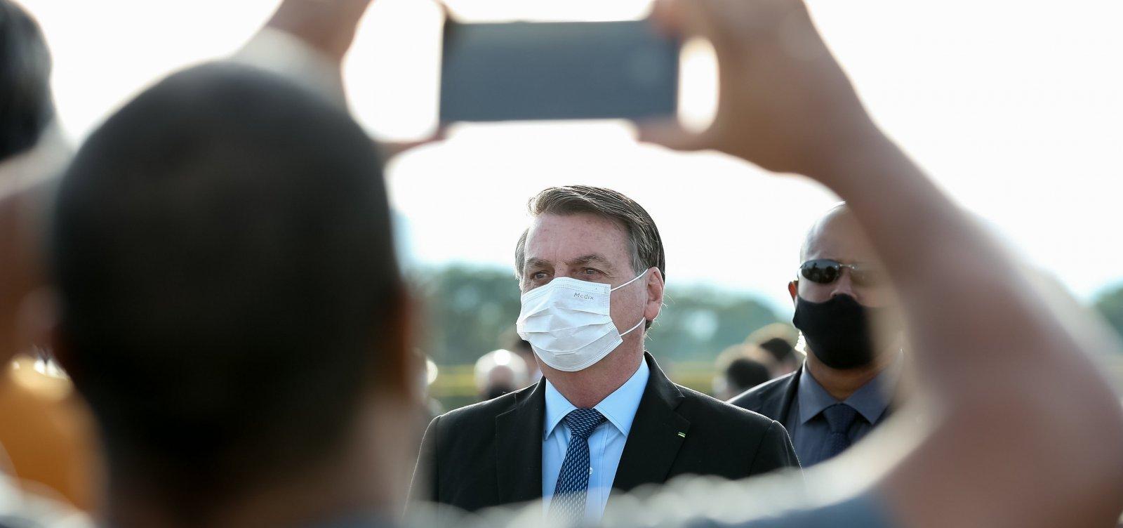 Bolsonaro volta atrás e agora sinaliza aceitar fundo eleitoral de R$ 4 bilhões