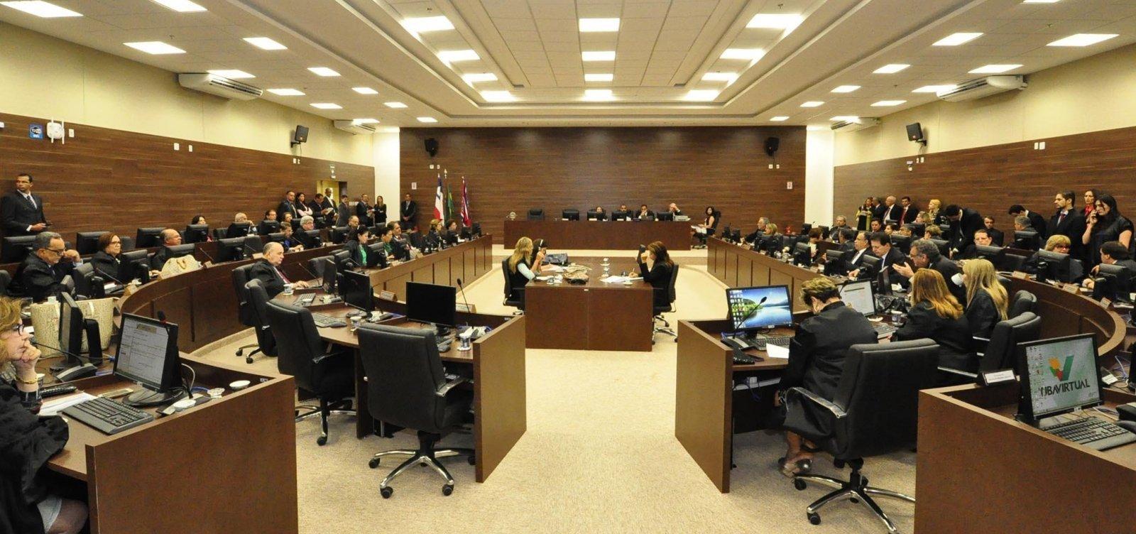 TJ fará audiências de custódia por videoconferência e retomará sessões no plenário do júri