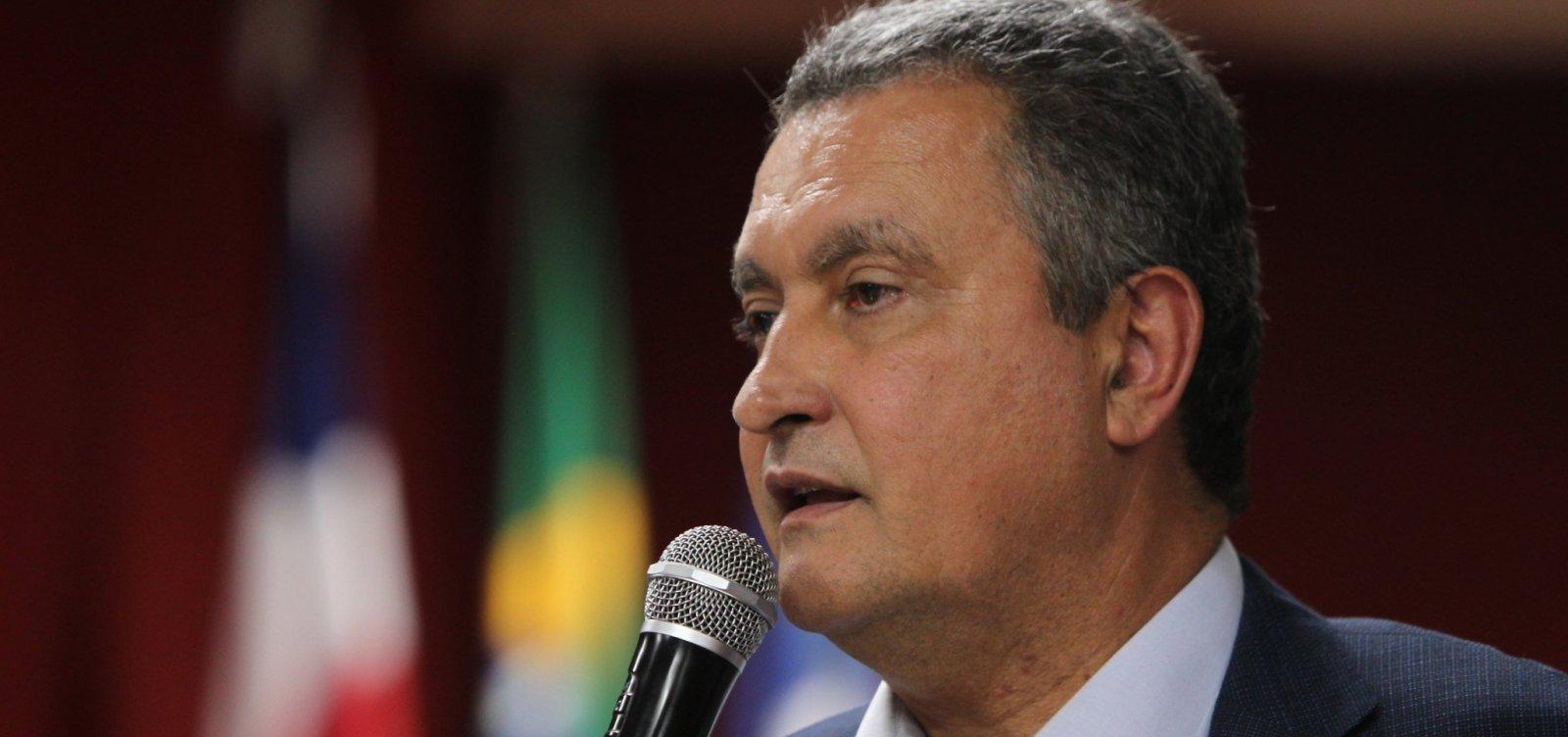 Rui Costa acredita em debandada de pepistas baianos após Ciro Nogueira aceitar convite de Bolsonaro