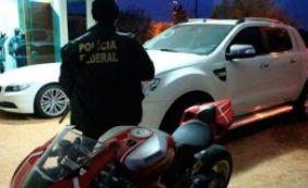 Policia Federal desarticula quadrilha de tráfico de drogas em Salvador