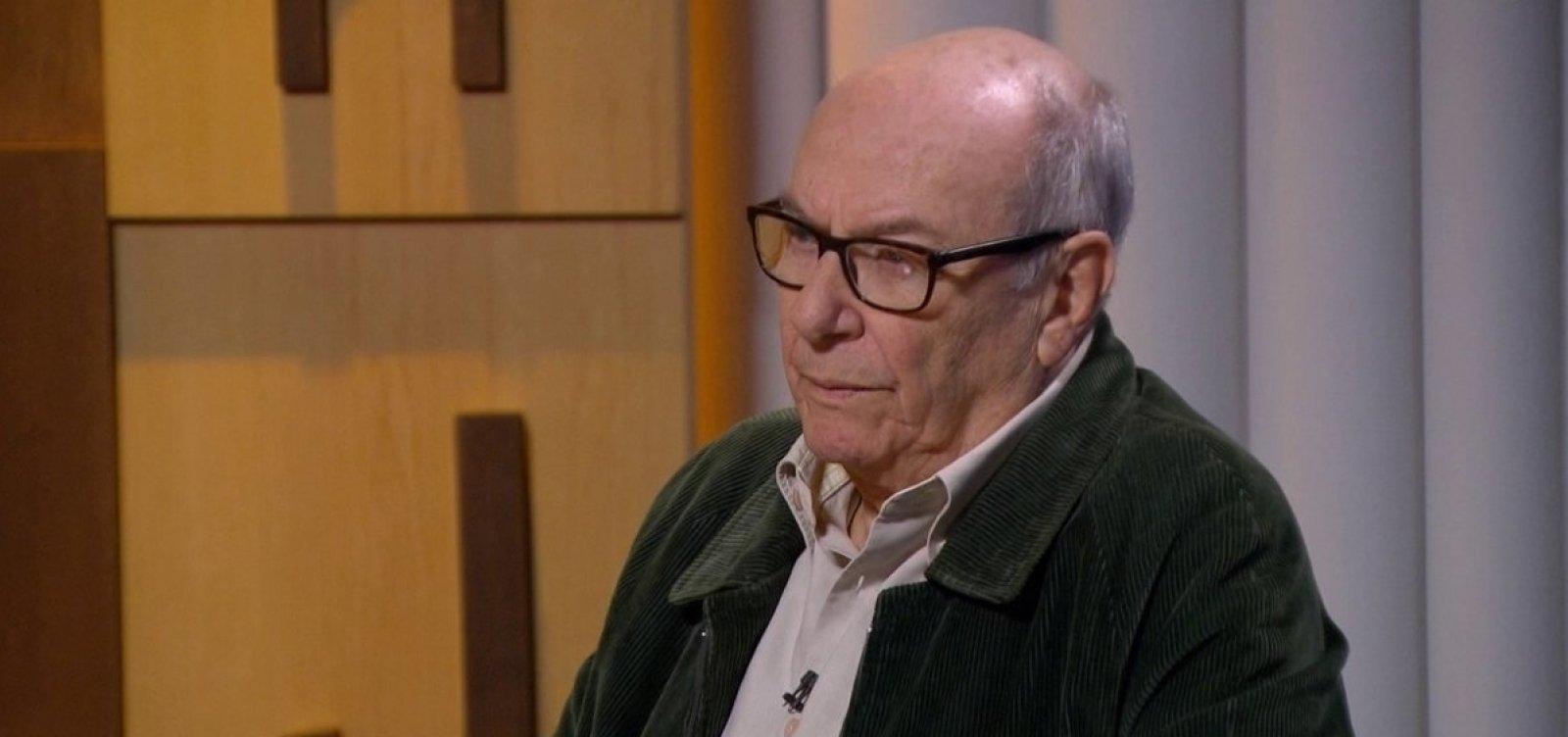 Expoente da filosofia brasileira, José Arthur Giannotti morre aos 91 anos