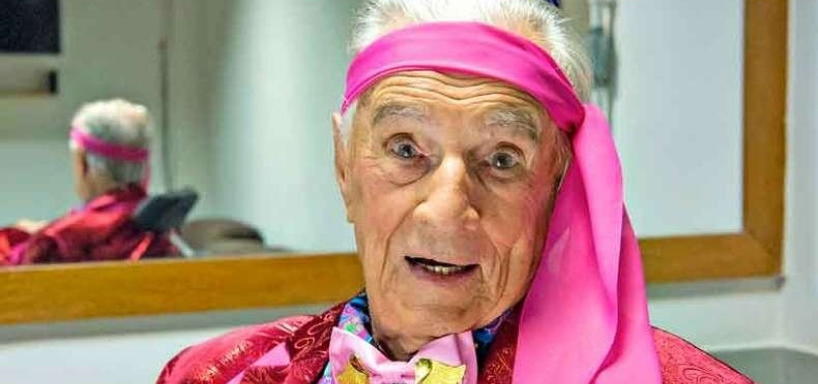 """""""Seu Peru"""" na Escolinha do Professor Raimundo, Orlando Drummond morre aos 101 anos"""