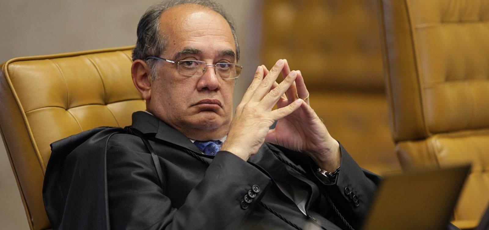 Gilmar Mendes encaminha à PGR quatro ações contra Braga Netto no STF
