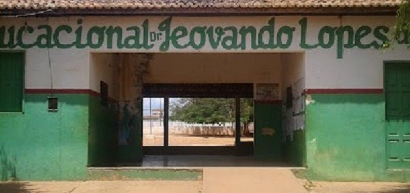 MP investiga auxiliar de serviços gerais que atuava como professor em escola no interior da Bahia
