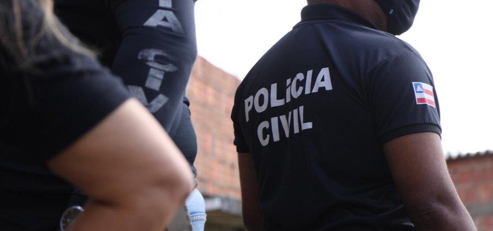Homem acusado de matar o irmão é preso no interior da Bahia
