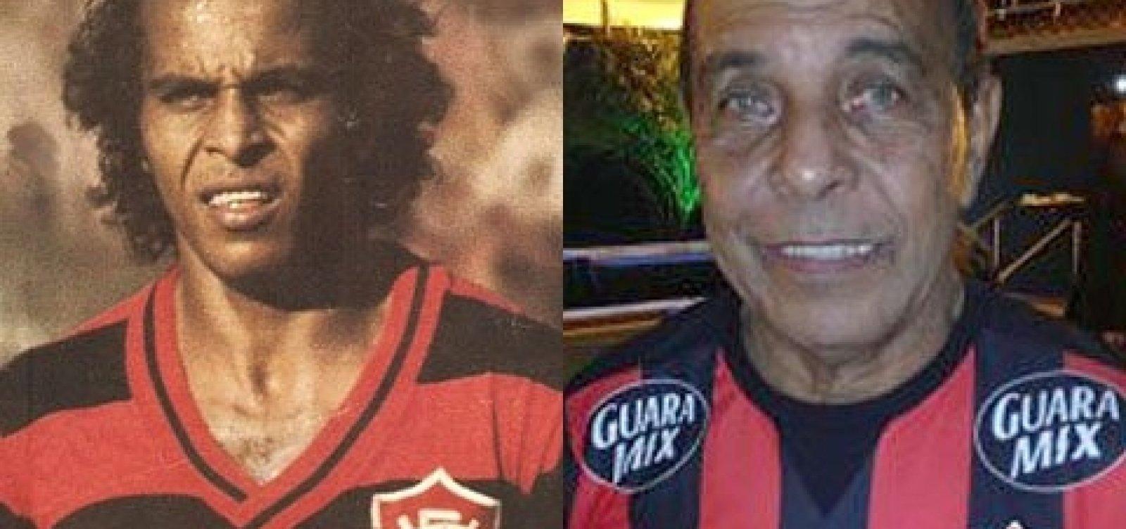 Ídolo do Vitória, André Catimba morre aos 74 anos em Salvador