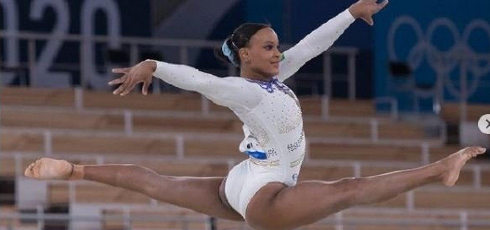 Final da ginástica é o grande destaque da transmissão das Olimpíadas na manhã desta quarta-feira
