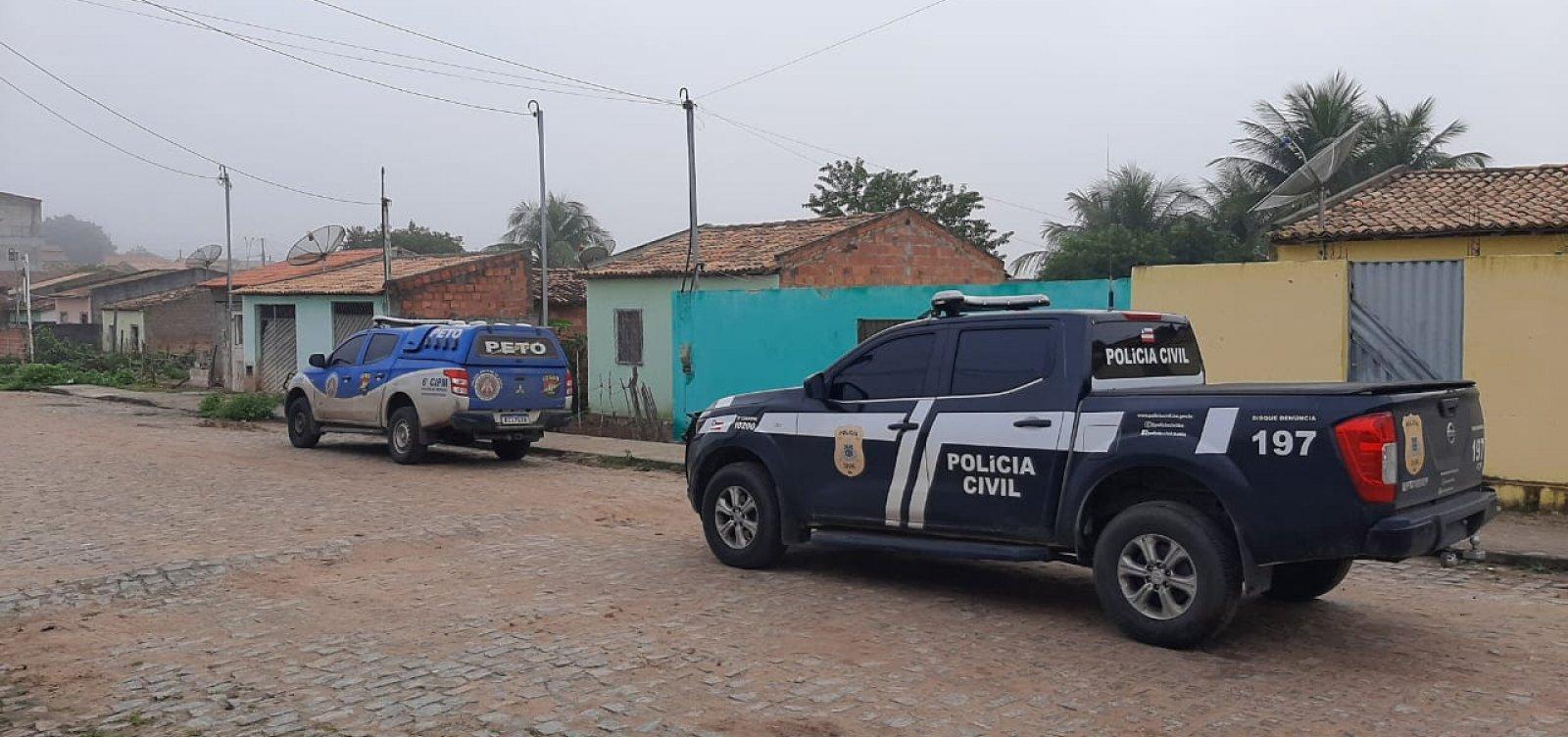 Três ciganos suspeitos de matar dois PMs em Conquista morrem em confronto com a polícia