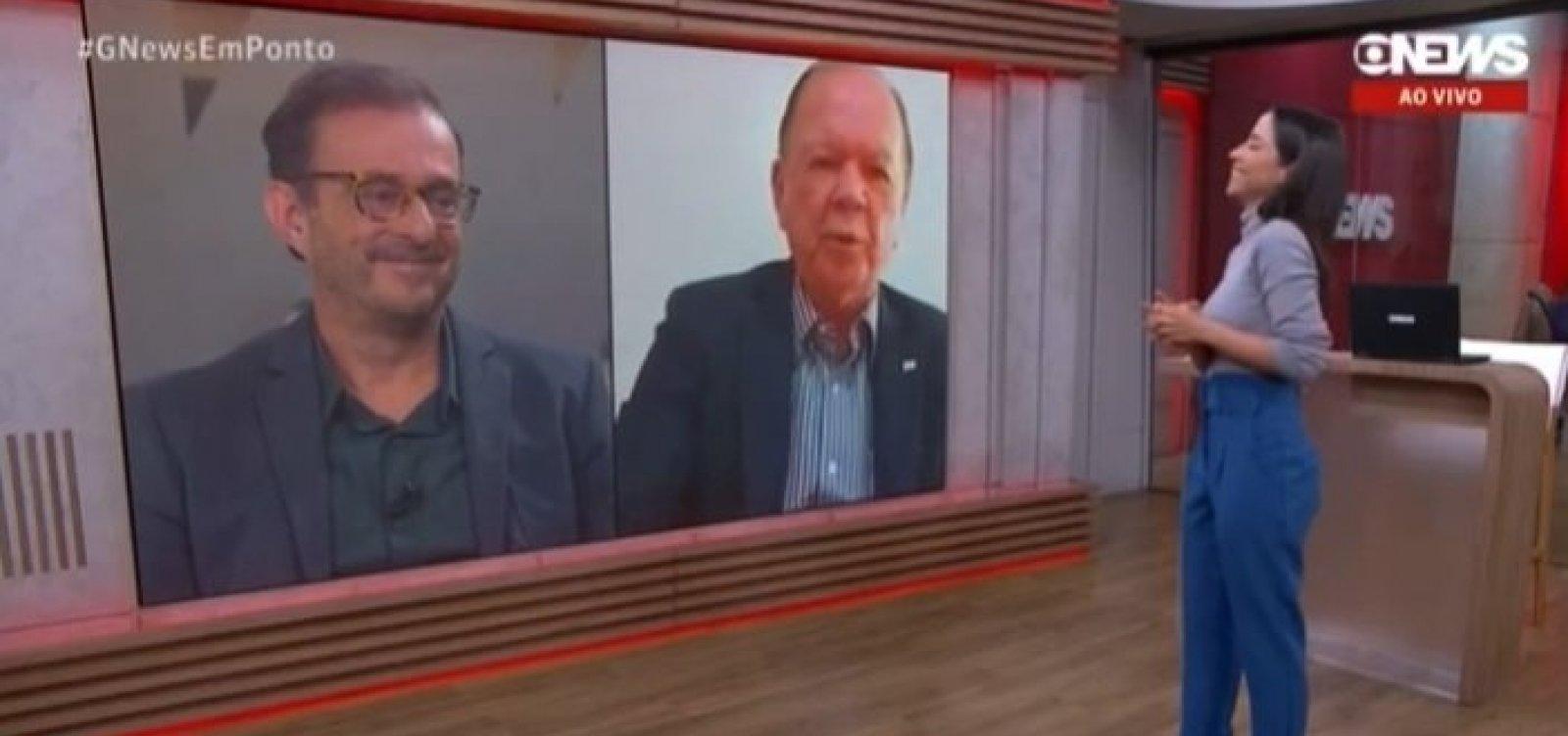 Vice-governador da Bahia comete gafe e troca nome de emissora ao vivo