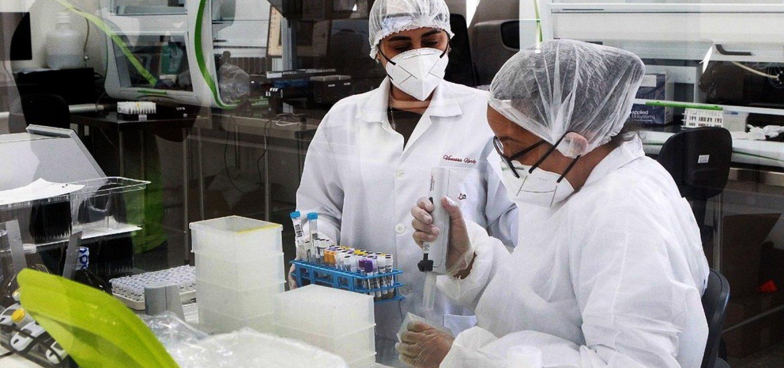 Salvador registra 187 novos casos de coronavírus e três mortes pela doença em 24h