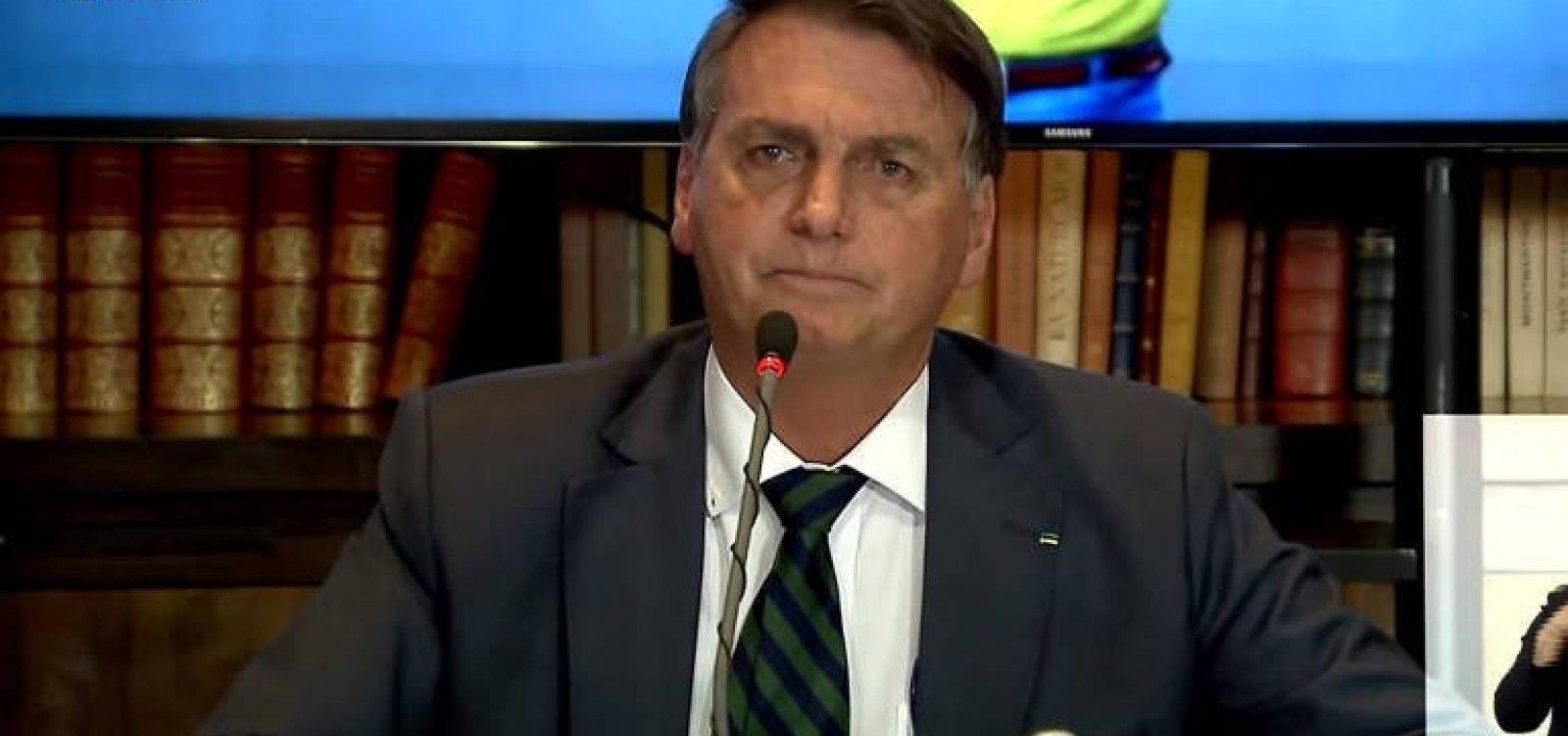 Em live, Bolsonaro admite que não pode comprovar se eleições de 2018 foram fraudadas