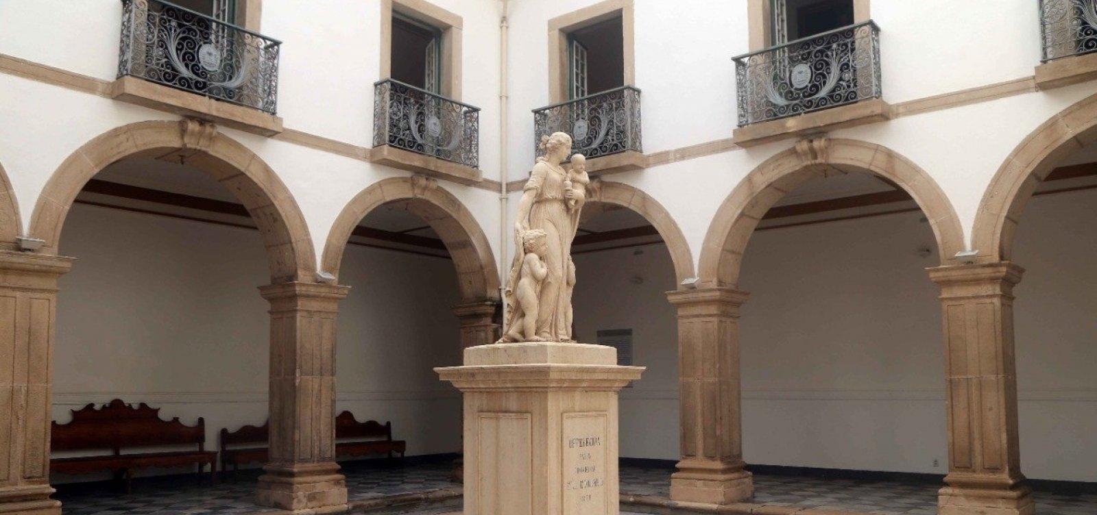 Com rico acervo, Museu da Misericórdia passará por reforma e ampliação