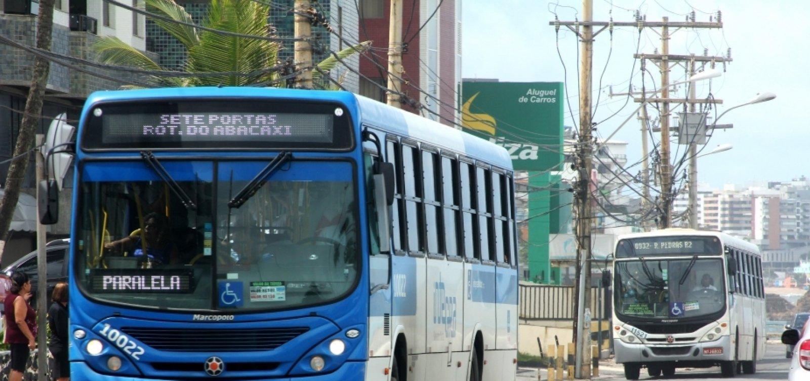 Semob faz mudanças em linhas, pontos e itinerários de ônibus em Salvador; confira