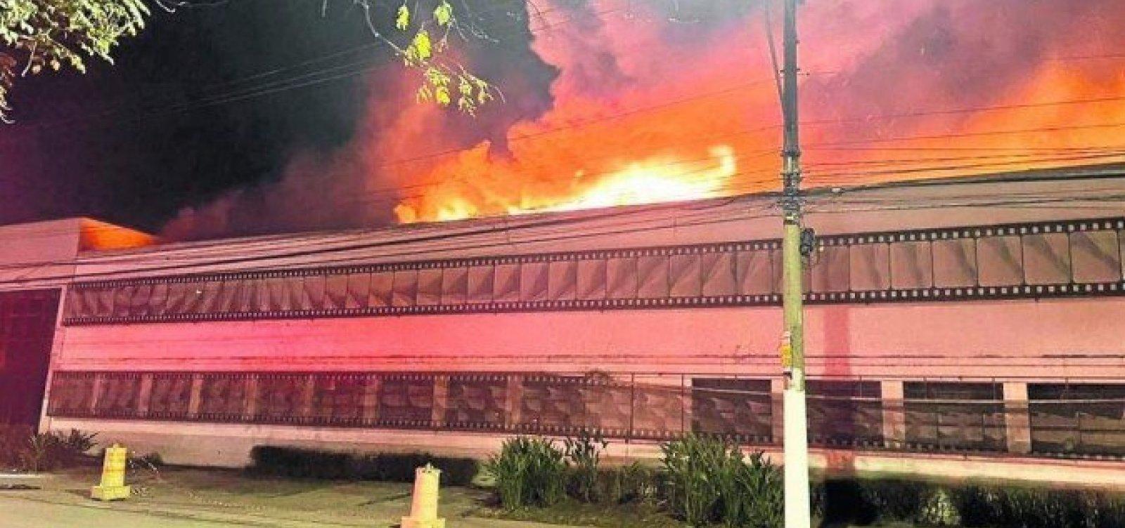 """Especialista em prevenção de incêndios diz que Brasil investe pouco na área: """"Não é caro"""""""