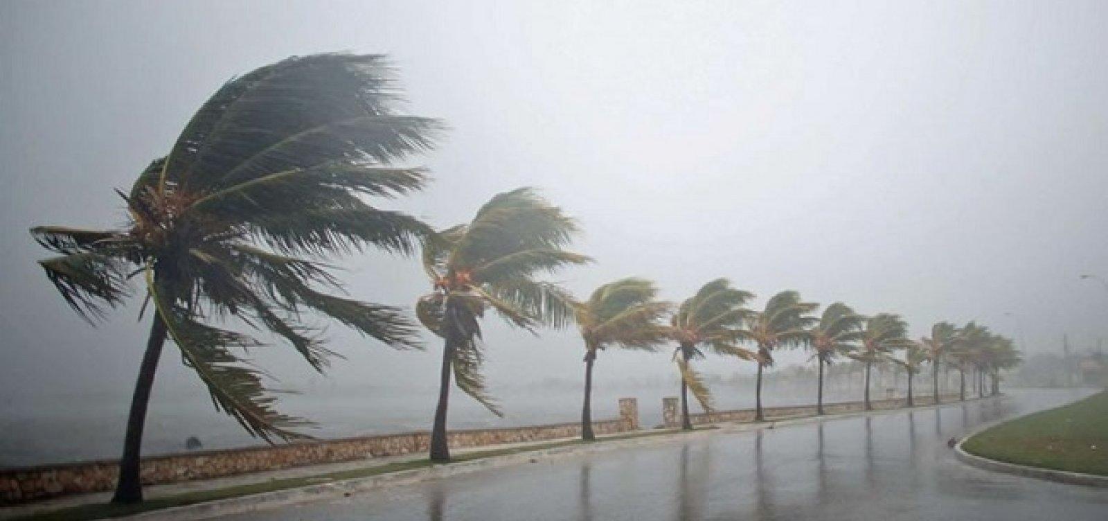 Marinha alerta para ventos de 60 km/h em Salvador e litoral da Bahia neste fim de semana