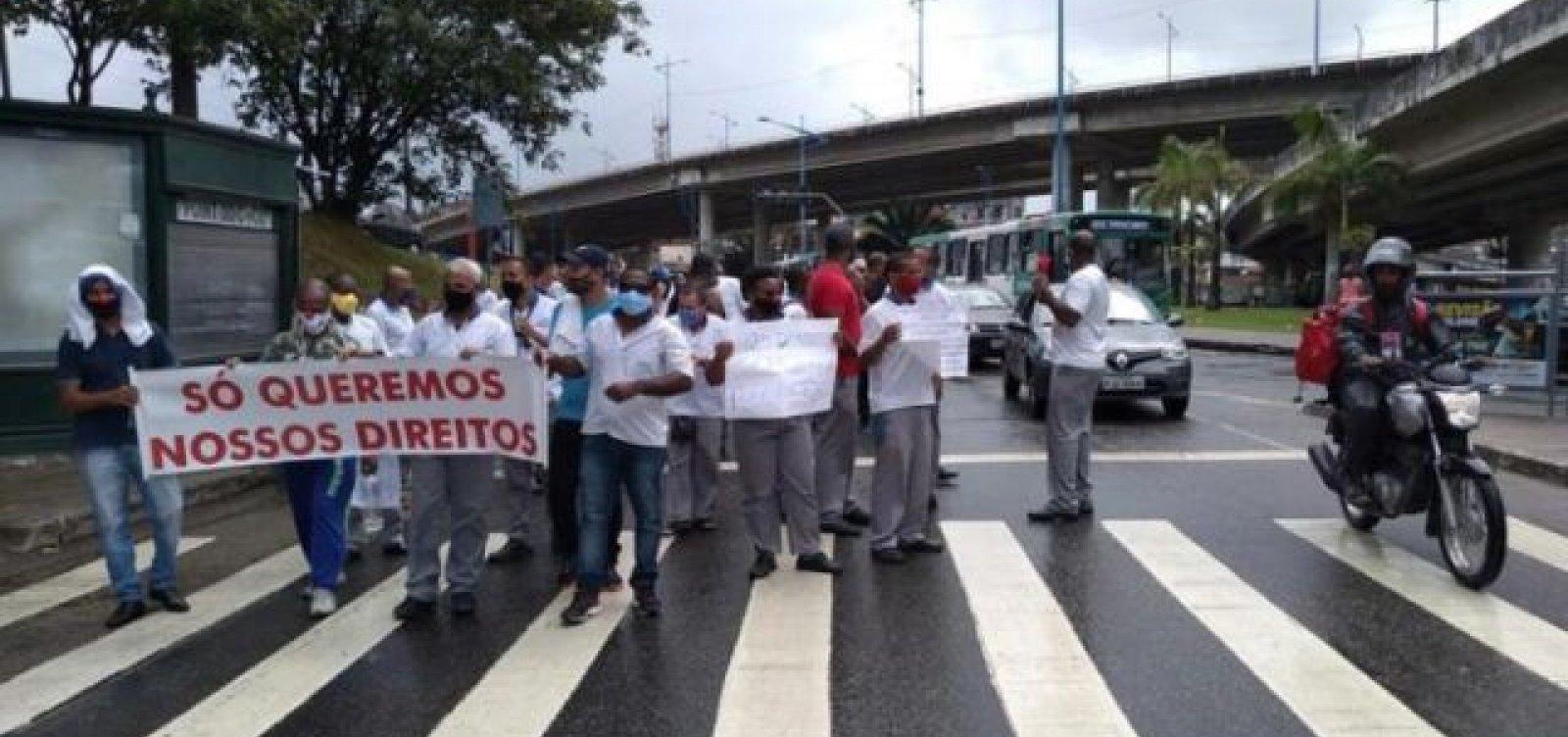 Processo que permite pagamento dos rodoviários da CSN aguarda manifestação do MP