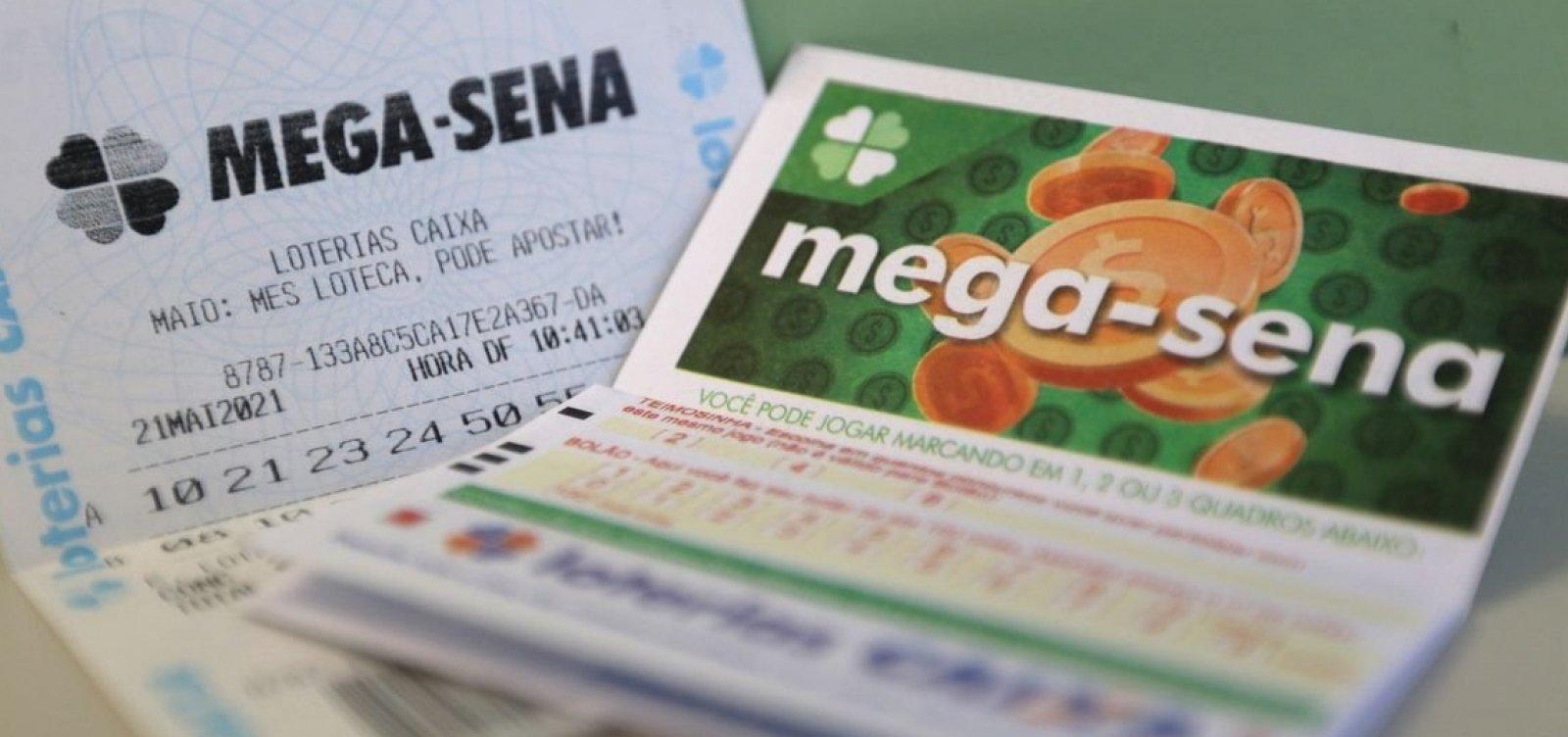 Mega-Sena pode pagar prêmio de R$ 38 milhões neste sábado