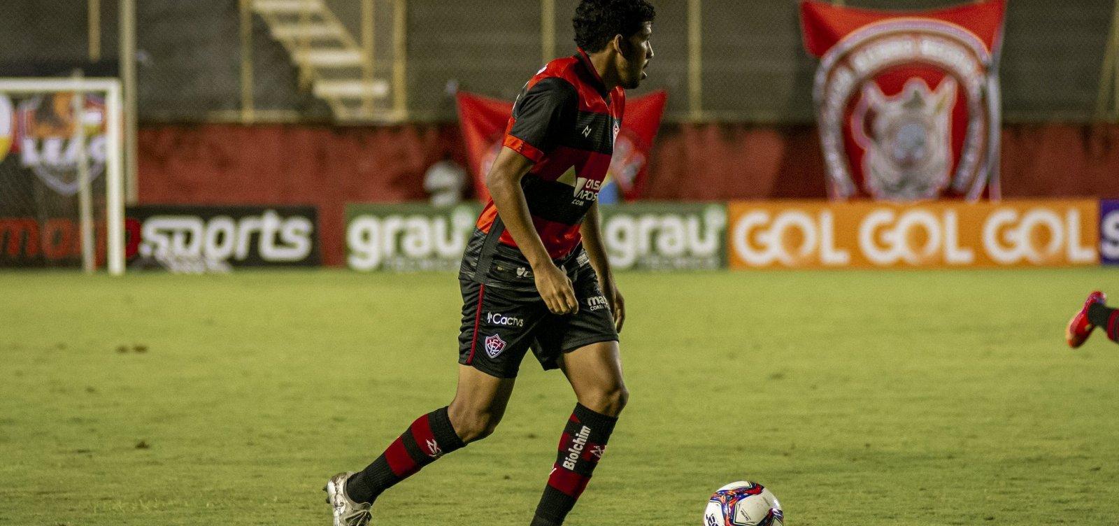 Vitória fica no 0 a 0 contra o Avaí no Barradão