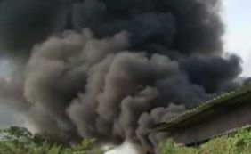 Feira de Santana: Fundação de Apoio ao Menor é atingida por incêndio