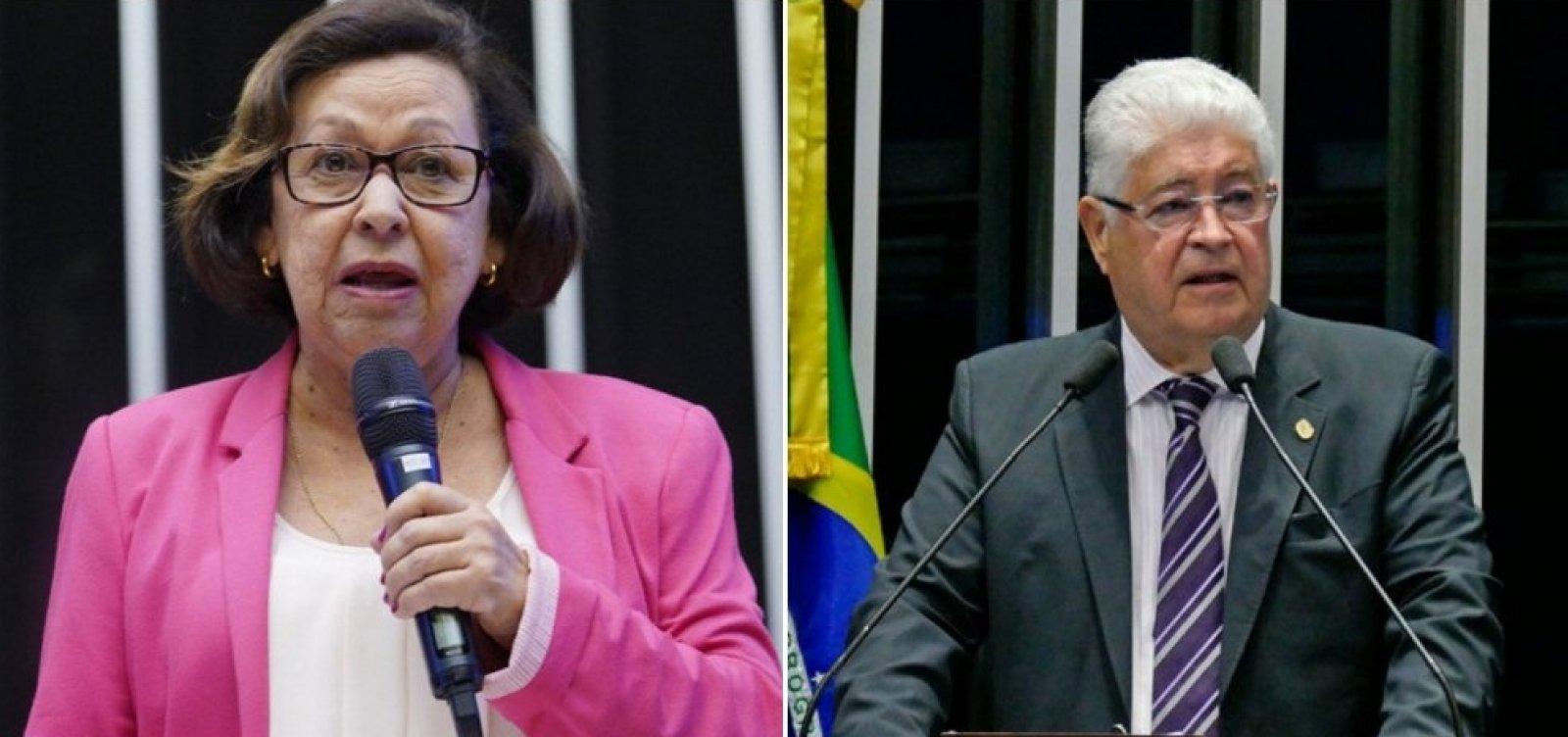 Em convite informal, Lídice chama Requião para se filiar ao PSB