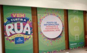 Postos sobre trânsito e transporte são inaugurados para Carnaval de Salvador