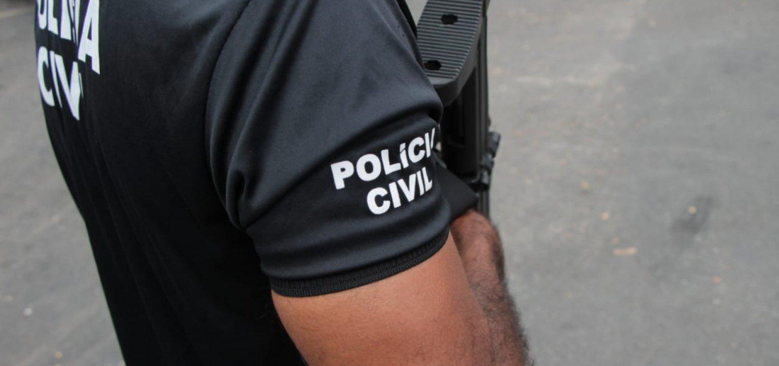 Suspeito de liderar o tráfico de drogas em Guanambi é preso em Santa Catarina