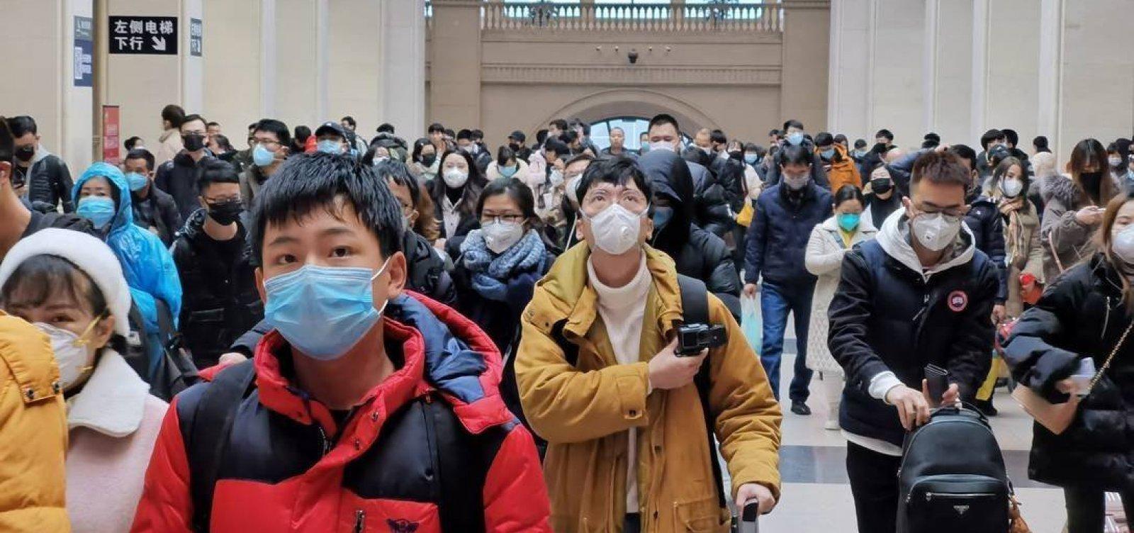 China volta a registrar casos de Covid em Wuhan, no pior surto dos últimos meses