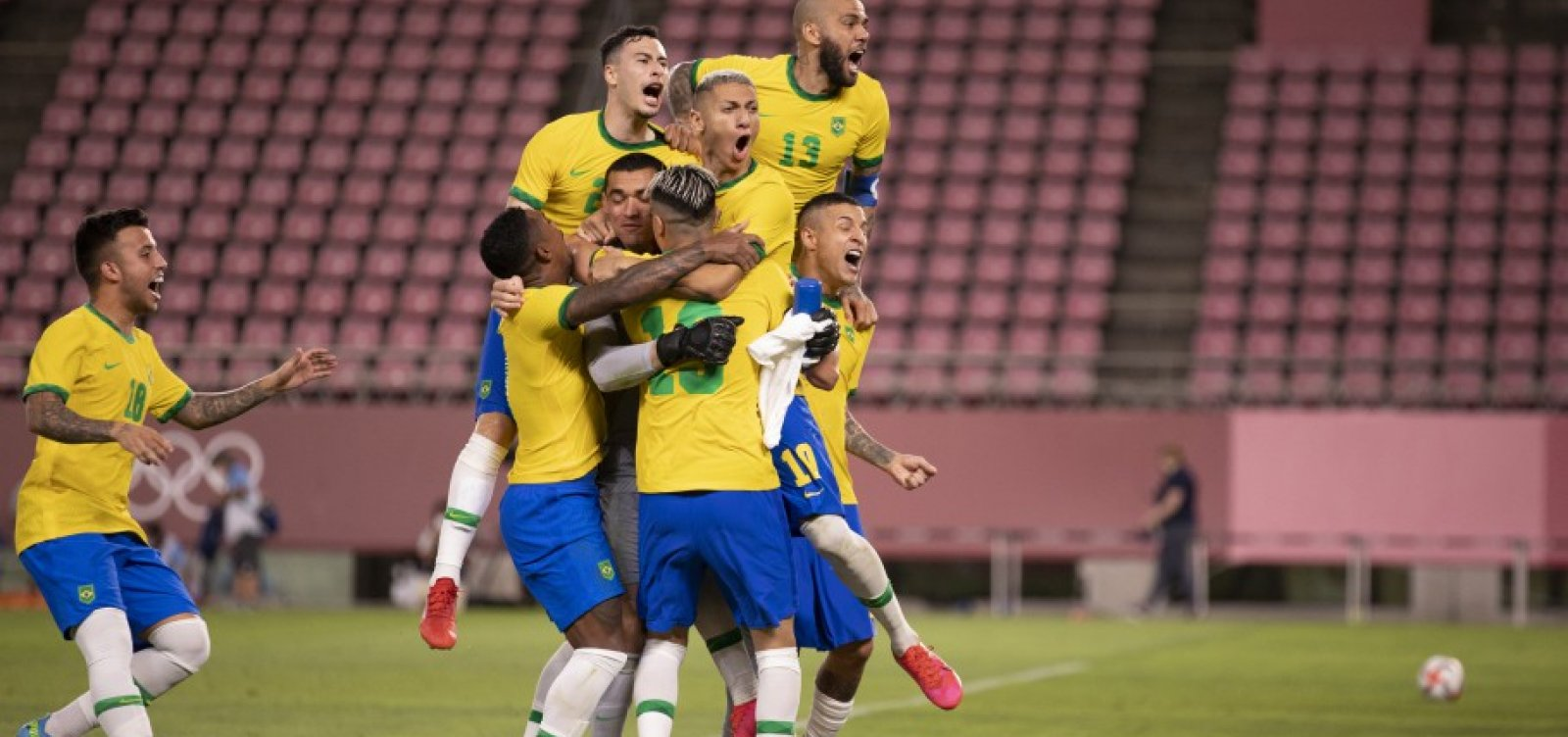 Nos pênaltis, Brasil bate México e vai para terceira final olímpica consecutiva