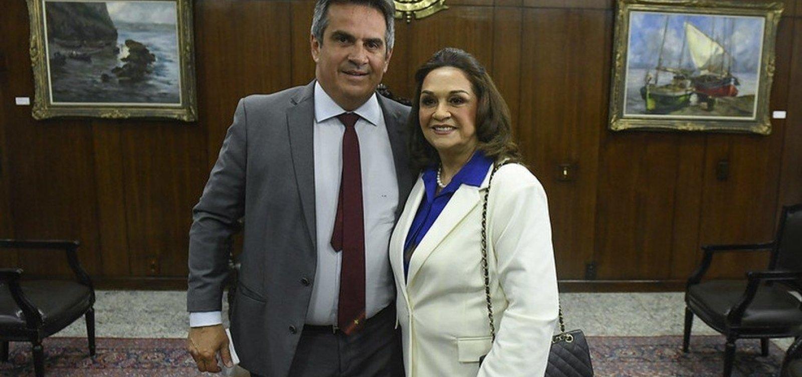 Ciro Nogueira empregou mãe, pai e 4 irmãos em seu gabinete na Câmara, diz jornal