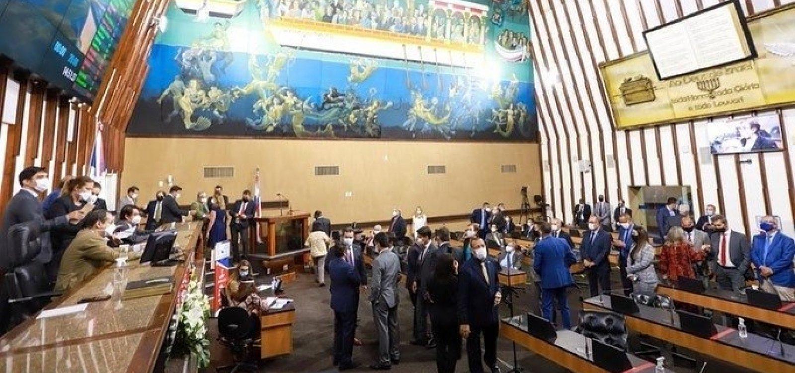 Alden entra com representação para anular processo no Conselho de Ética da Alba