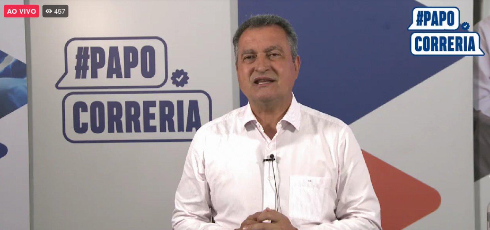 Governador da Bahia diz que pode abrir mão da Sputnik V após impasse com Anvisa