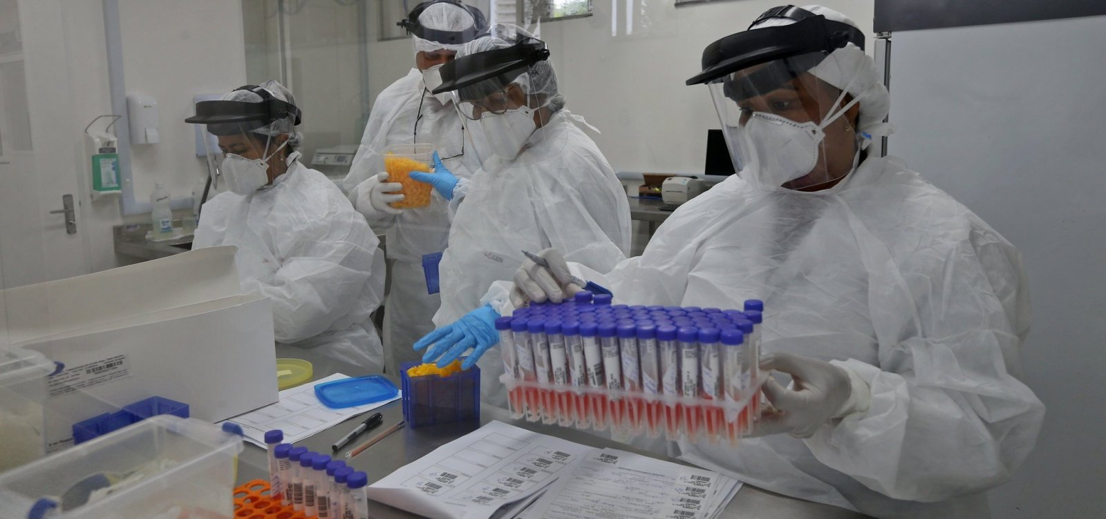 Salvador registra 180 novos casos de Covid e três mortes pela doença em 24 horas