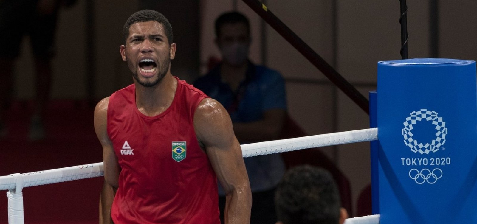 Baiano sobe ao ringue por vaga na final; confira programação das Olimpíadas