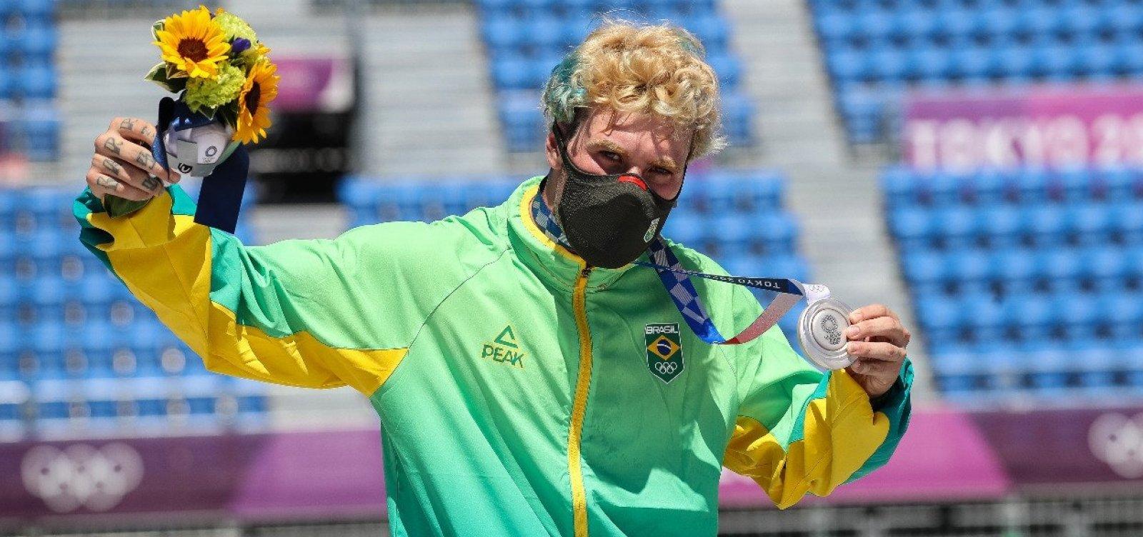 Com 19 medalhas garantidas, Brasil iguala recorde da Rio 2016