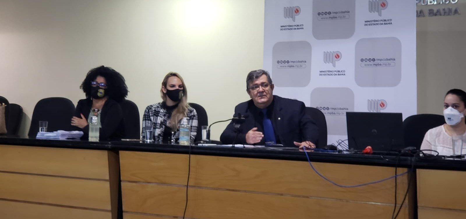 """MP diz que depoimento de Sáttia Lorena foi """"crucial"""" para denunciar médico e pedir preventiva"""
