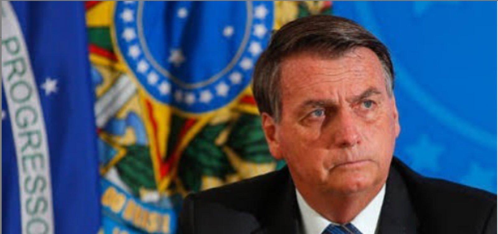 Bolsonaro chama Moraes de ditador e faz novas ameaças golpistas