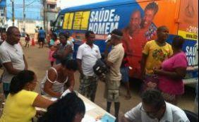 """Fazenda Coutos recebe """"Ônibus da Família"""" com atendimento médico gratuito"""