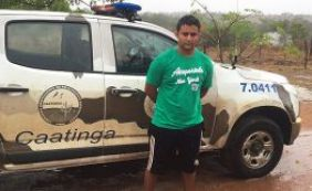 'Papai Noel' preso na Bahia recebeu R$ 30 mil para roubar helicóptero