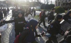 Quatro pessoas são presas suspeitas de participação em atentado de Istambul